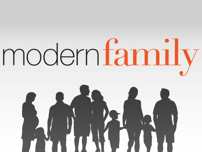 Modern Family Graphic