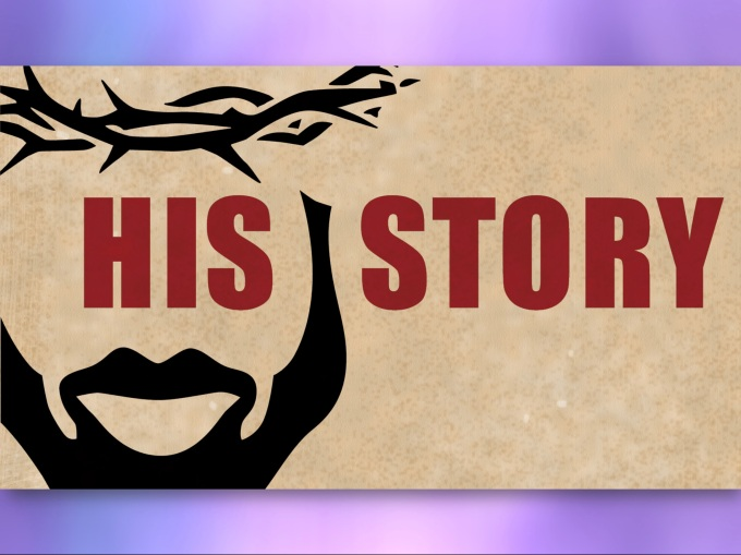 His Story graphic