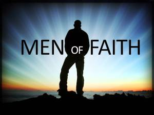 Men of Faith graphic