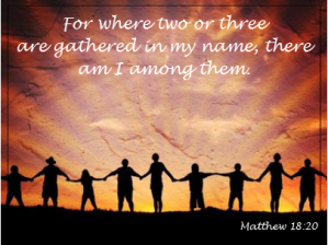 Walking Together in Faith